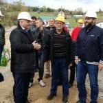 Nastavljena izgradnja Kapije Pešteri – Zukorlić obišao radove