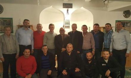 Muftija Dudić u posjeti Gracu